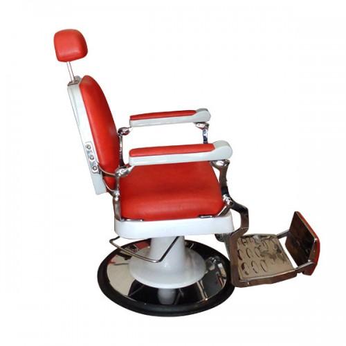 Професионален бръснарски стол със стилна визия - BO41