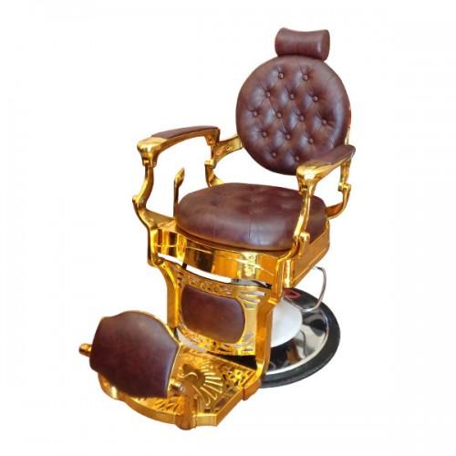 Професионален бръснарски стол - BO49