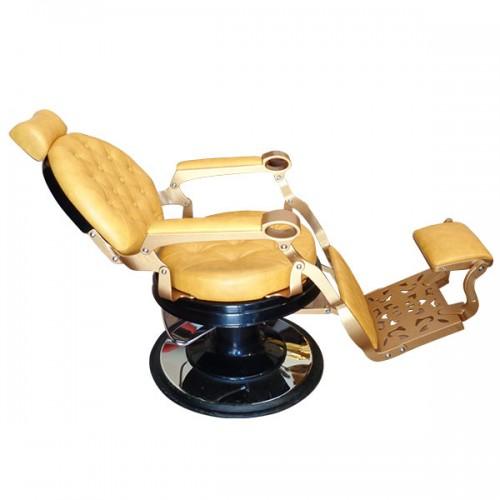 Професионален бръснарски стол с модерна визия - BO51