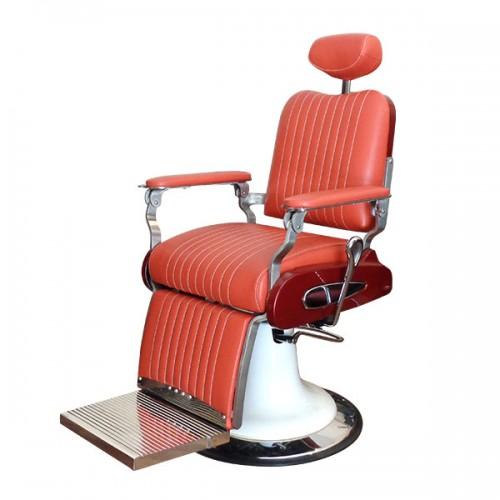 Стилен професионален бръснарски стол – Модел SA27