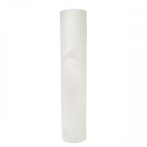 Бели еднократни чаршафи ТNТ 15 грама/68 см - SA137