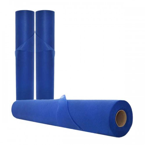 Еднократни чаршафи 15 грама/58 см, сини TNT – SB135