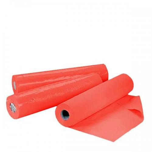 Еднократни чаршафи TNT на ролка - Червени 60см или 70см