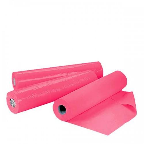 Еднократни чаршафи TNT на ролка - Розови 60 см или 70 см