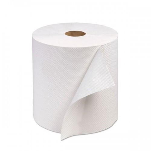 Релефни хартиени кърпи с перфорация, ролка - модел 153