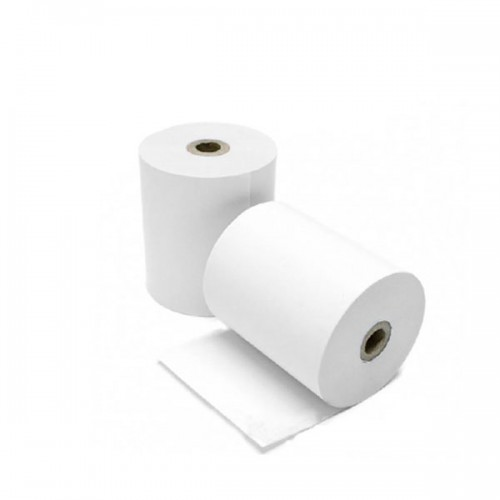 Козметична хартия с два пласта и перфорация, 1 ролка с 800 къса
