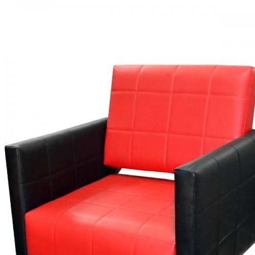 Стилен фризьорски стол M401