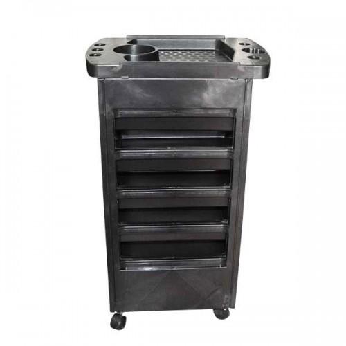 Фризьорска количка с 5 чекмеджета - модел 303