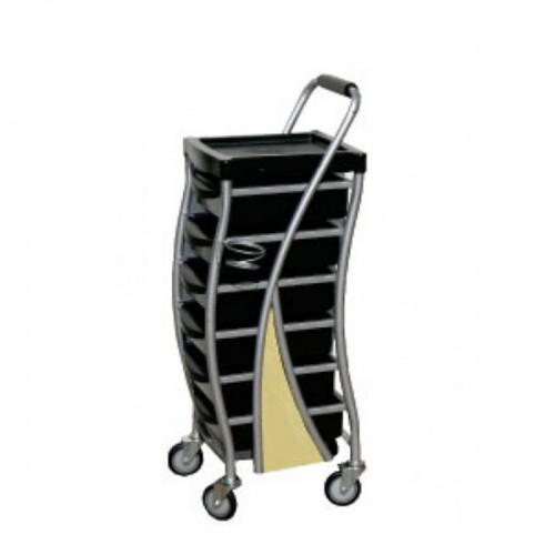 Фризьорска количка с дръжка ST16