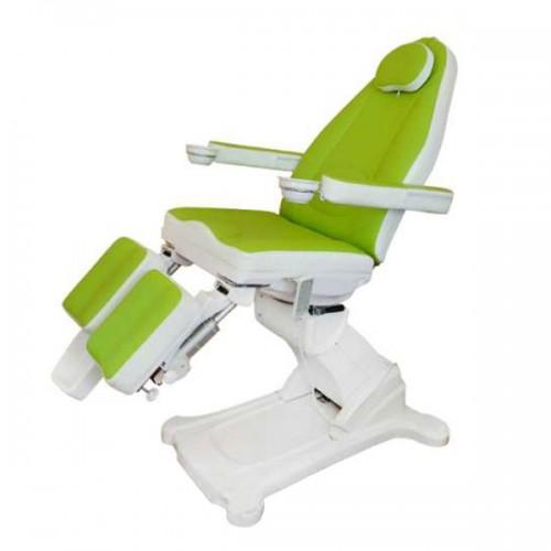 Козметичен стол за педикюр с електрическо регулиране 6681A