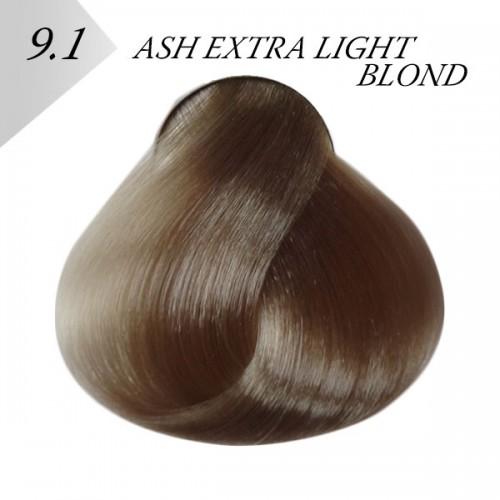 Боя за коса с марка Londessa цвят 9.1 ASH EXTRA LIGHT BLOND