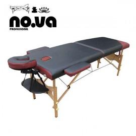 Преносима масажна кушетка, дървена -  NO.VA Standart DeLux NV21