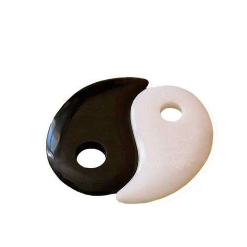 Инструменти От Базалтов Камък за Гуа Ша терапия и масаж