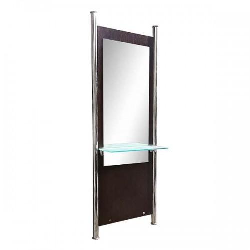 Фризьорско огледало 448, цвят венге