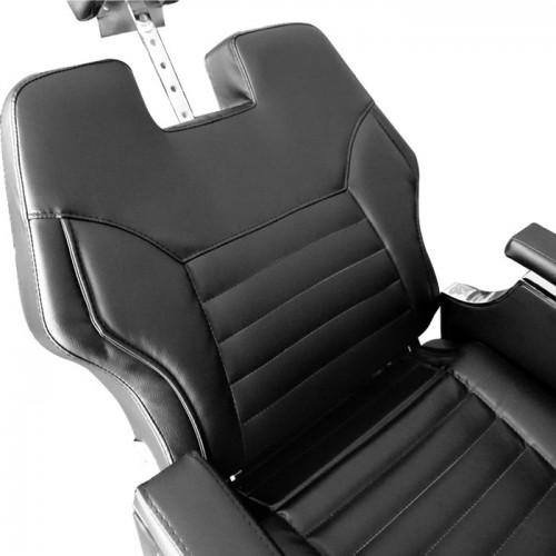 Практичен бръснарски стол N505 с мек пълнеж