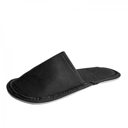 Чехли от нетъкан текстил в черен цвят - 10, 20 или 60 броя
