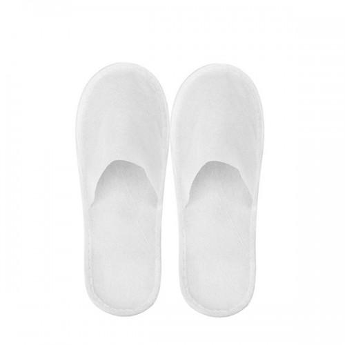 Бели еднократни чехли от нетъкан текстил Softcare