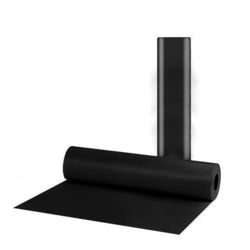 Еднократни чаршафи TNT на ролка - Черни, 70 см
