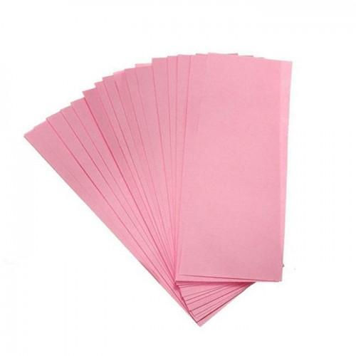 Еднократни ленти за кола маска розови 50 броя