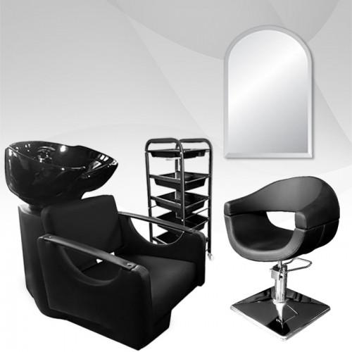 Комплект за обзавеждане на фризьорски салон Prime
