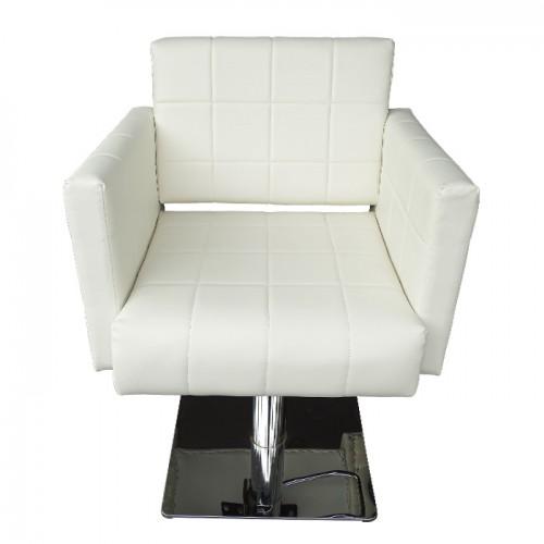 Стилен фризьорски стол M401-W
