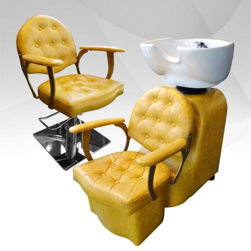 Професионален стол за фризьорски салон модел А306