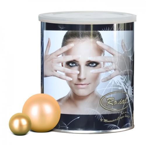 Кола маска Ro.ial Златна перла - кутия 800 гр