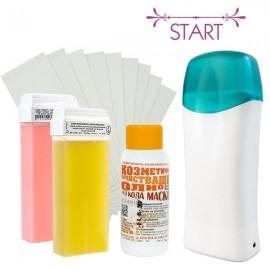 Пакет за обезкосмяване с кола маска - Start