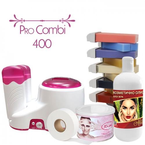 Промо пакет за епилация Pro Combi 400
