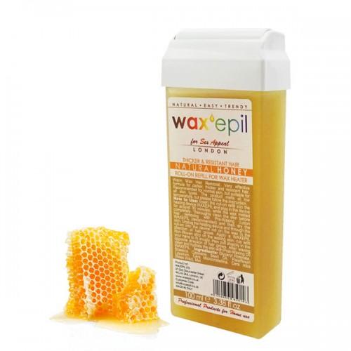 Кола маска WaxEpil ролон с мед 100 мл