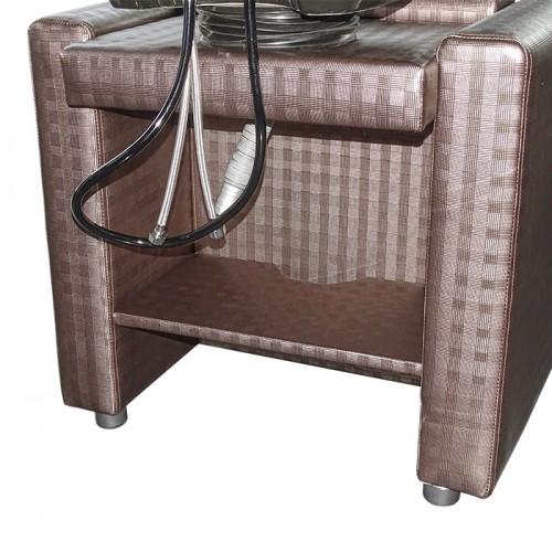 Луксозна измивна колона M2500, цвят Бронз