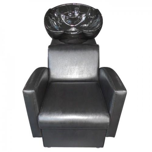 Стилна измивна колона в черно M33