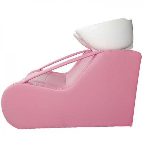 Измивна колона с комфортен дизайн M708, Розова