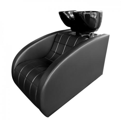 Стилна измивна колона за фризьорски салон IZ413