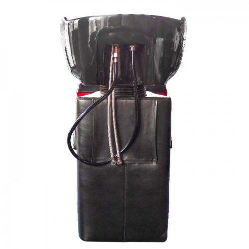 Професионална измивна колона FO22 - Черно-червен