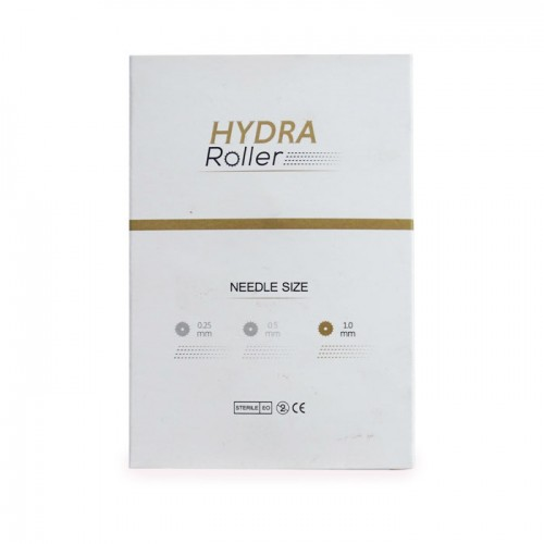 Хидра ролер за микроиглена терапия за лице