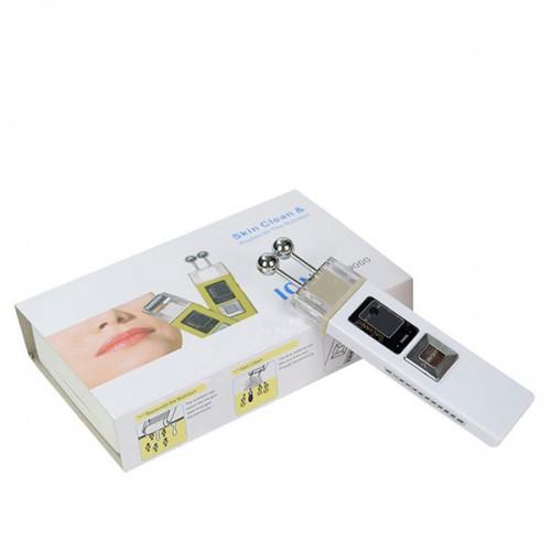 Компактен козметичен уред - Йонофореза 9000