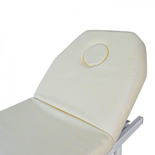 Комбинирано козметично легло KL260 в бежов цвят, ширина 70 см