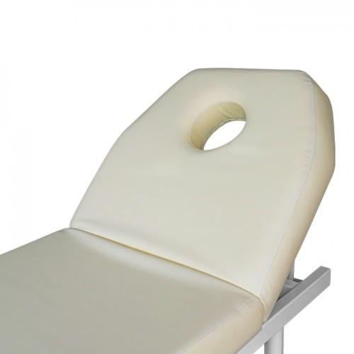 Комбинирано козметично легло KL260 в бежов цвят, ширина 60 см