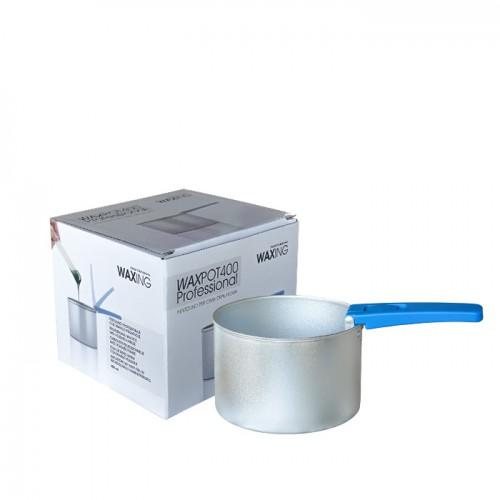 Контейнер за нагряване на перли и дискове WAXPOT400
