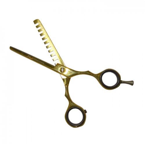 Филажна ножица за дясна ръка F1, Златист