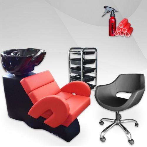 Професионален фризьорски пакет LUXE
