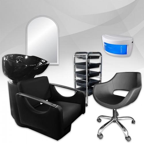 Промо пакет с фризьорско оборудване EXTRA