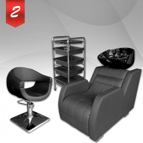 Стилен фризьорски комплект LeonaR