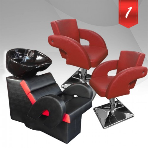 Комплект професионално фризьорско оборудване 2011