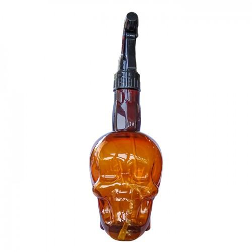 Атрактивен спрей флакон Brown Skull, 500 мл.