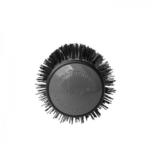 Термоустойчива четка за сешоар с керамично-турмалиново покритие, 43 мм