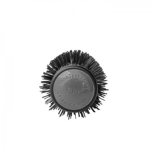 Термоустойчива четка за сешоар с керамично-турмалиново покритие, 32 мм